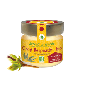 Grog Respiration Bio Secret de Ruche