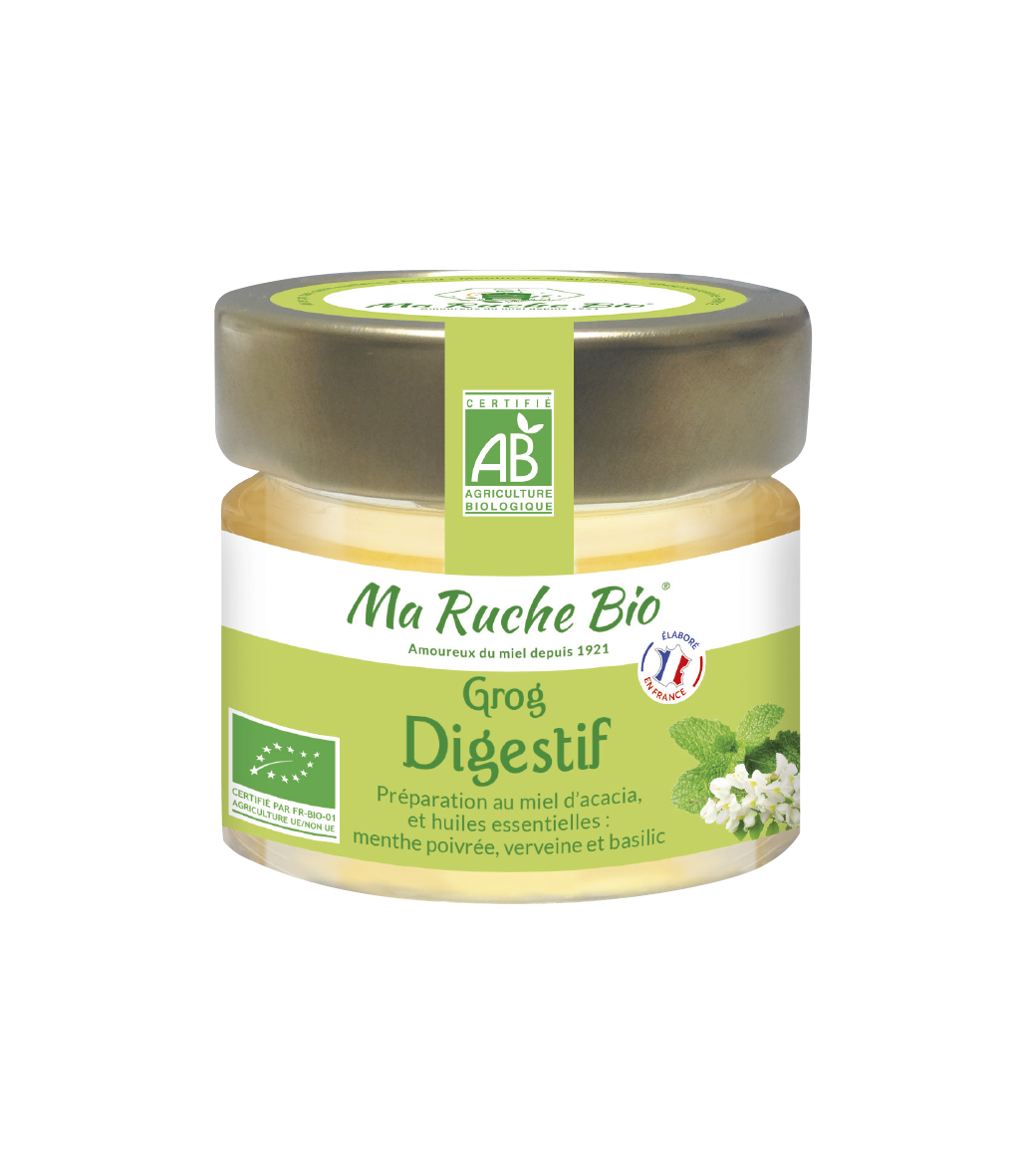 Grog Digestion Bio Secret de Ruche