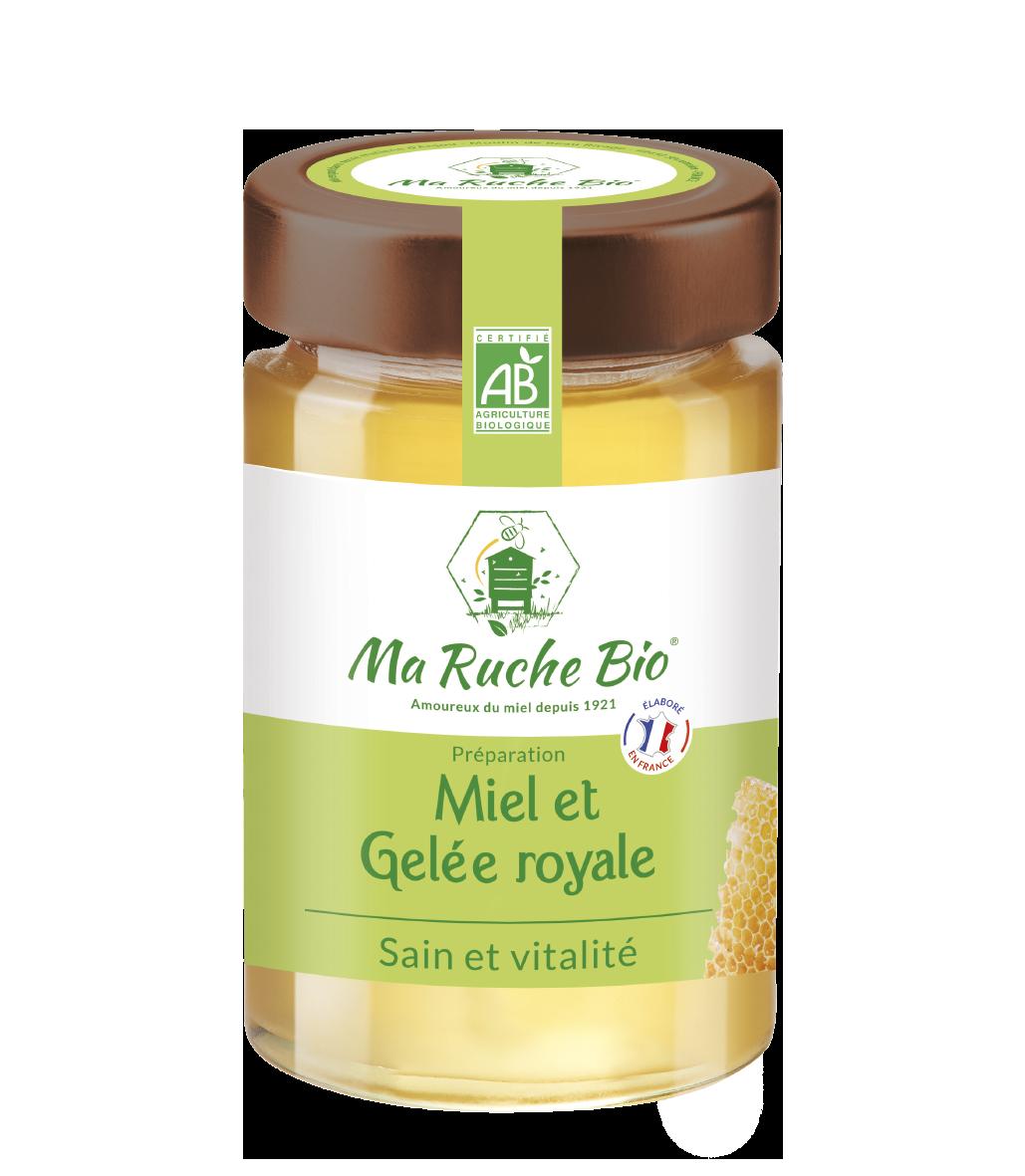 Miel et Gelée Royale Secrets de Ruche